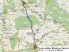 Route nach Nürnberg